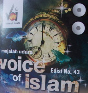 [file] Voice of Islam, edisi 1-10 Januari 2011