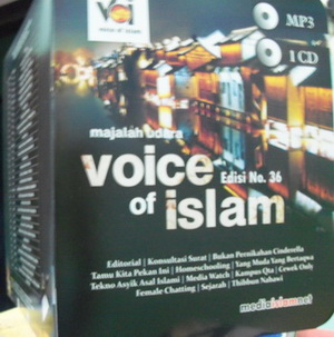 [mp3] Voice of Islam Edisi 1-5 Juni 2010