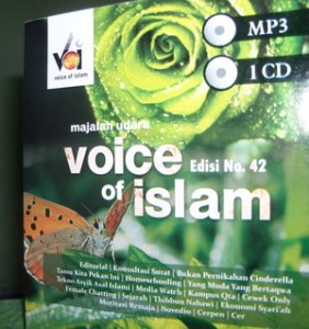 [file] Voice of Islam; Edisi 1-10 Desember 2010