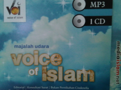[file] Voice of Islam edisi 71 (1-10 Mei 2013)
